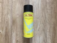 Barva černá sprej, 400 ml