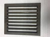 Litinový rošt 210 x 237 mm (8x9 palců)