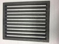 Litinový rošt 237 x 368 mm (9x14 palců)