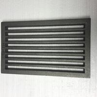 Litinový rošt 210 x 341 mm (8x13 palců)