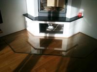 Podložka dle Vašeho návrhu, sklo 6 mm, čiré, základní cena