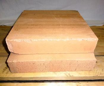 Šamotová deska do pece 280 x 280 x 55 mm - 1