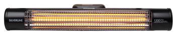 Topidlo Silverline nástěnné IP X4