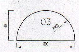 Podkladové sklo O3