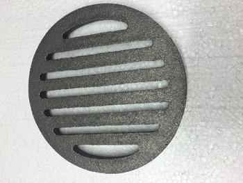Litinový rošt kulatý 235 mm