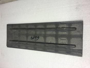 Litinový plát 6x19 (156 x 499 mm) - 1