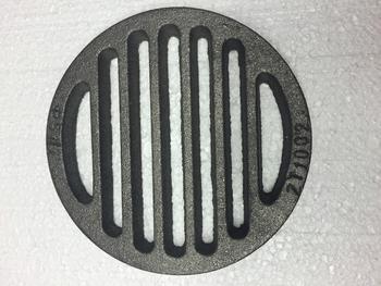 Litinový rošt kulatý 145 mm - 1