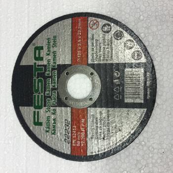 Kotouč na šamot pr. 125 mm