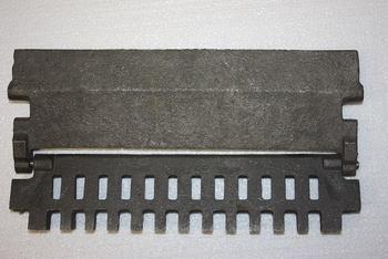 Rošt přední a výklopný DAKON DOR 25max.32 - 1