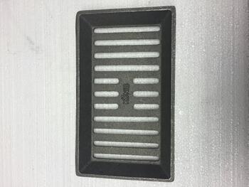 Litinový rošt vanička Haas und Sohn-150 x 260 mm - 1