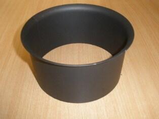 Komínová zděř  (průměr 120 mm)