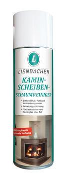 Čistič krbového skla Lienbacher, pěna 300ml
