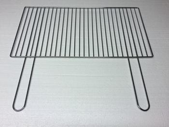 Grilovací rošt - 60 x 40 cm, rukojeť