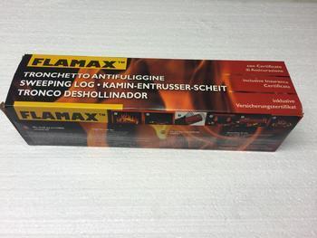 Čistící poleno FLAMAX - 1