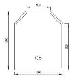 Podkladové sklo C5F8