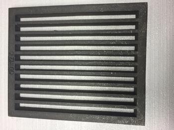 Litinový rošt 237 x 368 mm (9x14 palců) - 1