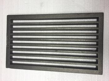 Litinový rošt 237 x 395 mm (9x15 palců) - 1