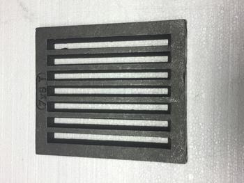 Litinový rošt 183 x 237 mm (7x9 palců) - 1