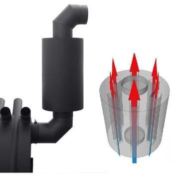 Výměník 150 mm / 500 mm - 1