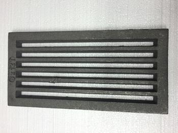 Litinový rošt 210 x 315 mm (8x12 palců) - 1