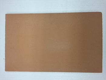Šamotová deska 500 x 300 x 30 mm - 1