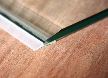 Silikonové těsnění pod podkladová skla - 2