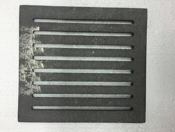 Litinový rošt na HARK 225 x 180 mm - 2