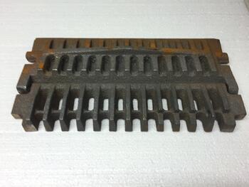 Rošt přední a výklopný DAKON DOR 25max.32 - 2