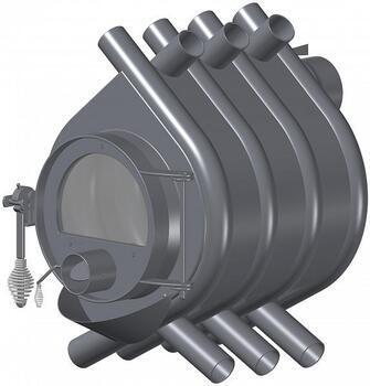 Kamna Kanuk 0 (6 kW) + nářadí Kanuk zdarma! - 2
