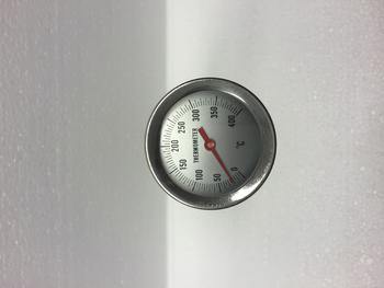 Teploměr do udírny, délka: 200 mm - 2