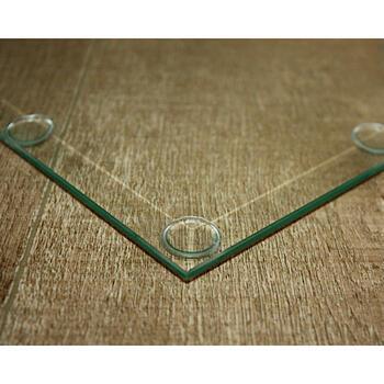 Silikonové podložky pod sklo (balení 8 ks) - 2