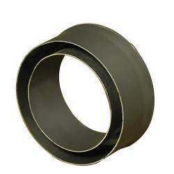 Redukce do keramického komína 150/200 mm/1,5mm, s růžicí  - 2