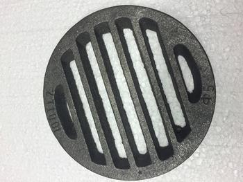 Litinový rošt kulatý 132 mm - 2