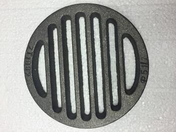 Litinový rošt kulatý 145 mm - 3
