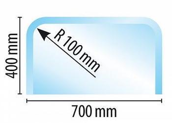 Podkladové sklo M5F - 3