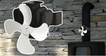 Ventilátor na kouřovod - NOVINKA NA TRHU - 4