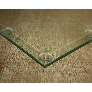 Silikonové podložky pod sklo (balení 8 ks) - 4