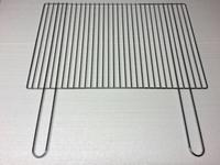 Grilovací rošt - 67 x 40 cm, rukojeť