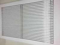 Grilovací rošt - 58 x 30 cm