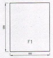 Podkladové sklo F1-10