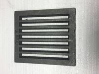 Litinový rošt 210 x 263 mm (8x10 palců)