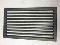 Litinový rošt 237 x 395 mm (9x15 palců)