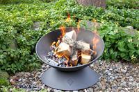 HARRIE LEENDERS Olympia - litinové venkovní ohniště, dekorativní mísa