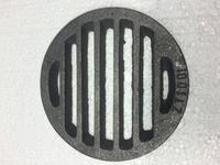 Litinový rošt kulatý 132 mm