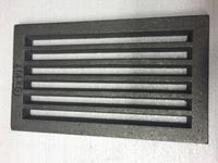 Litinový rošt 157 x 263 mm (6x10 palců)