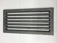 Litinový rošt 157 x 315 mm (6x12 palců)